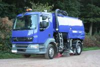 New Daf duel sweep